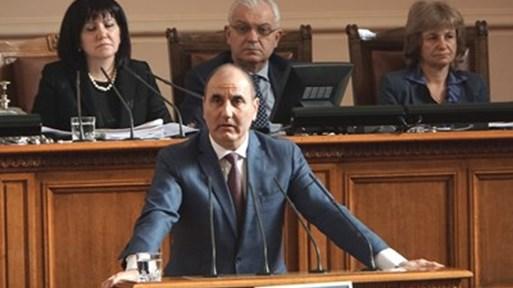 Цветанов: БСП участват в генерирането на фалшиви новини във всяка секторна политика