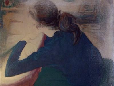 ЕДНО КЪМ ЕДНО: Турски художник рисува Бакалова без да я е виждал.