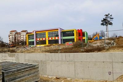 """Новата детска градина """"Шареният замък"""""""