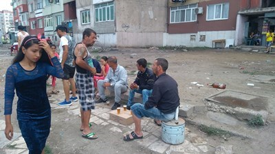 """Преобладаващата част от жителите на """"Столипиново"""" не е ваксинирана."""