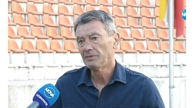 Треньорът на загиналите футболисти: Тежко е за всички ни, нищо не може да ги върне