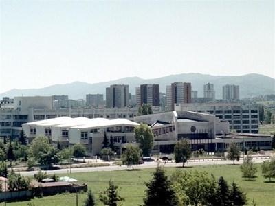 Сградата на УНСС