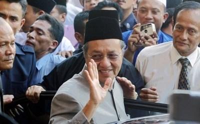Бившия премиер на Малайзия Махатхир Мохамад СНИМКА: Ройтерс