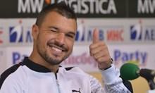 """Валери Божинов видял, че на гърба на един от играчите на Ман Сити пише """"ZABALETA"""" и в следващия си мач излязъл..."""