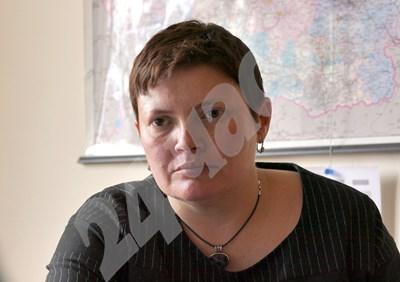 Марина Крумова СНИМКА: 24 часа