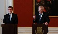От ЧЕЗ зависи дали  премиерът на Чехия  ще остане на власт
