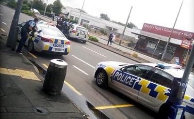 След атаката в Крайстчърч, Нова Зеландия Снимка: Ройтерс