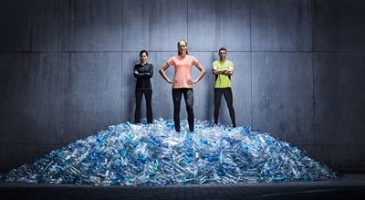 Kaufland България представя ексклузивна спортна колекция от рециклирана пластмаса