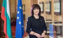 Караянчева покани европейски наблюдатели на парламентарните избори