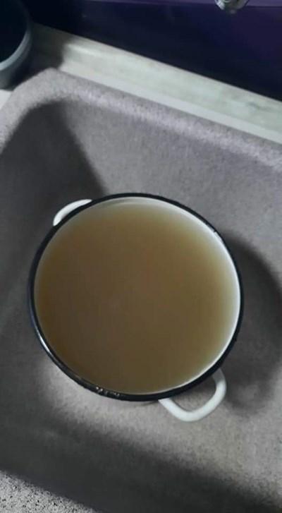 Така изглежда водата в Добрич