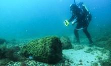 Откриха под водата най-древното пристанище на Несебър
