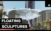 Летящи скулптури