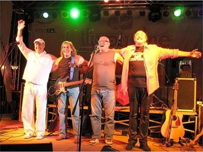 """Музикантите приключват националното си турне """"40 години """"Щурците"""" на сцената в Стара Загора преди 4 години."""