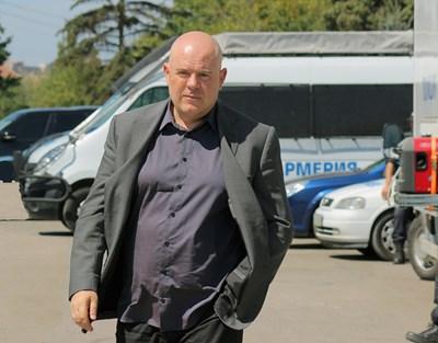 Иван Гешев е единствен кандидат за поста главен прокурор.   СНИМКА: РУМЯНА ТОНЕВА