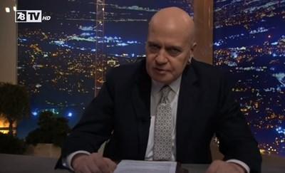 Слави Трифонов води шоуто си вече в своята телевизия.