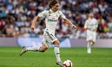 Лука Модрич – новият футболен бог