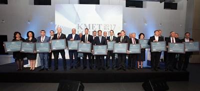 30 градоначалници бяха наградени миналата година в различни категории след национално онлайн допитване.