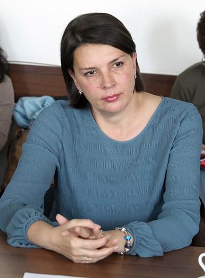 Бетина Жотева СНИМКА: Румяна Тонeва