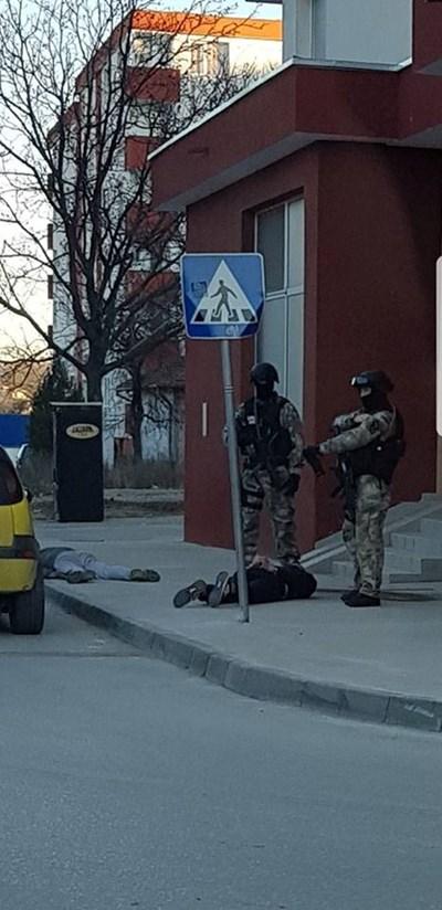 """Показни ареста са извършвани в тръновския кв.""""Бузлуджа"""""""