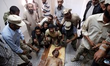 Лицемерната война срещу Либия