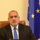 Премиерът Борисов забрани на министрите да обсъждат конфликтите между главния прокурор и президента. СНИМКА: ЙОРДАН СИМЕОНОВ