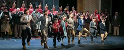 Сцена от спектакъла СНИМКА: Софийснка опера