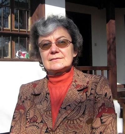 Дора Чаушева