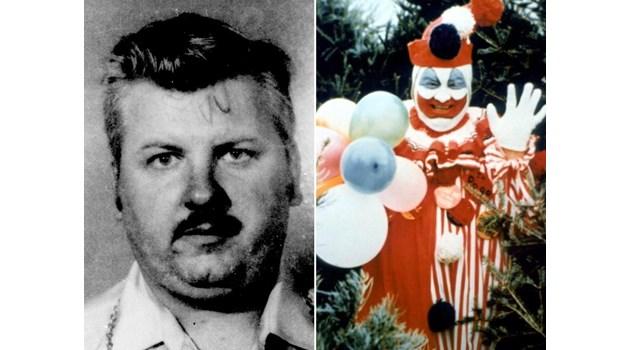 """30 трупа в двора на клоун убиец - първообраз на """"То"""" на Стивън Кинг"""