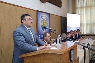 Младен Маринов СНИМКА: Пресцентър Министерски съвет