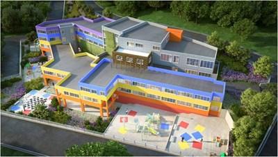 Така ще изглежда новата детска градина в Свети Влас.