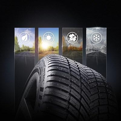 Всесезонната touring гума, универсалното решение на Bridgestone за шофьорите