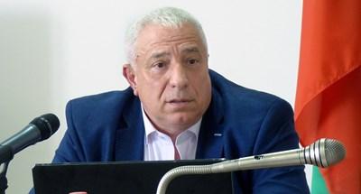 Валери Тодоров СНИМКА: Румяна Тонeва