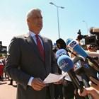 Косовският президент Хашим Тачи СНИМКА: Ройтерс