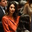 Амал Клуни напусна поста си в британския парламент