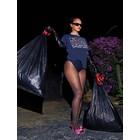 Риана изхвърли боклука часове след всъпването на длъжност на Джо Байдън