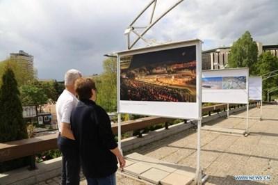 Китайска тематична фотоизложба за туризма и преодоляването на бедността стартира в България