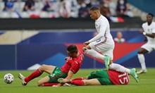 Франция победи България с 3:0