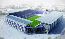 """Новият стадион на """"Левски"""" е на пет нива и с ВИП ресторант на 900 кв.м"""