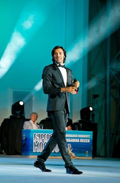 Kolev won the Burgas and Sea in 2015