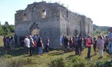 Историята на потопената Запалска черква