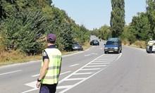 Вижте снимки от катастрофата с кортежа на Караянчева