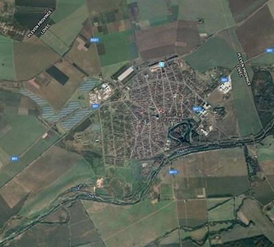 Близо 3,8 млн. лв. ще бъдат инвестирани в ремонта на обходния път на град Летница СНИМКА: Google Maps