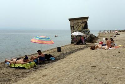 Плажовете край Солун