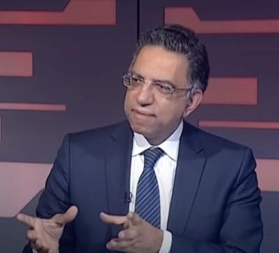 Mинистърът на околната среда и административното развитие на Ливан - Дамианос Катар, подаде оставка КАДЪР: Youtube/ Tele Liban Official