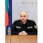 Главният секретар на МВР главен комисар Ивайло Иванов СНИМКА: МВР