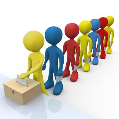 Гласовете на вота на 4 април - най-малко за последните 30 г.