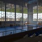 Старата спортна зала в Гълъбово блести след ремонт за над 700 000 лв.