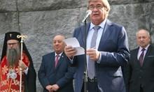 Макаров: Наказание за вандалите на Альоша!