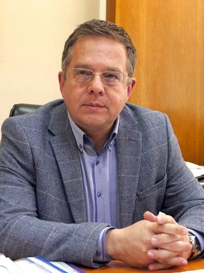 Зам.-кметът по финанси и здравеопазване Дончо Барбалов