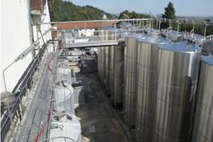Четирите винарни са с максимален капацитет за около 17 000 кг грозде.